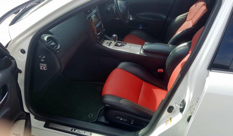 Lexus IS-F 5.0 V8 420 bhp full