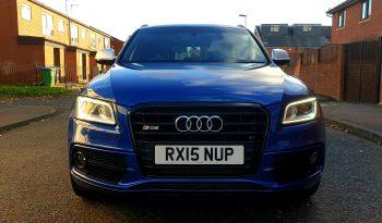 Audi SQ5 15 3.0 Bi Turbo full